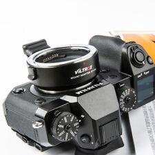 Viltrox EF-FX1 Auto Focus Lens Adapter for Canon EOS Lens to Fuji X-Mount Camera