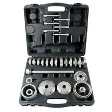 31Pcs Front Wheel Drive Hub Bearing Puller Remover Install Removal Tool Kit Set
