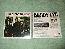 LIAM GALLAGHER - BEADY EYE ALBUM