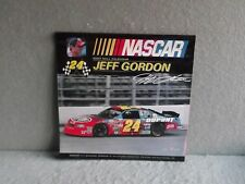 JEFF GORDON NASCAR 2003 WALL CALENDAR #24 Dupont TIme Factory Multi-color