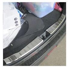 Inner Rear Bumper Protector sill plate 2pcs For Mitsubishi ASX RVR 2010 - 2014
