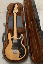 Peavey T-60 Electric Guitar 1980 - Natural Finish w/ Case