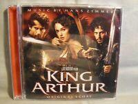 King Arthur- Score by Hans Zimmer WIE NEU