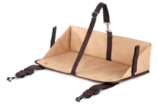 Caja para transporte con lados suaves