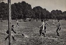 1917/72 Vintage 11x14 SOCCER MEN Football Sports Hungary Photo Art ANDRE KERTESZ
