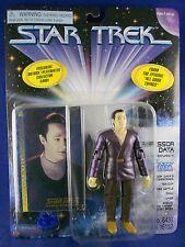 "Star Trek - STNG 1995 – All Good Things - Data ""Professor Data"" - Playmates MIMP"