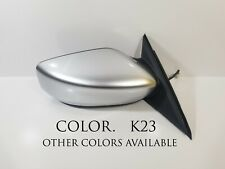 13-18 Nissan Altima Sedan Power Mirror Paint To Match Black w/o Heat-Signal RH