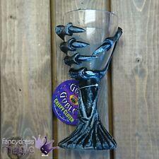 Fiesta Halloween Novedad Plástico Bebida TAZA COPA DE VINO Asqueroso EMBRAGUE