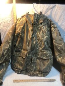 Columbia Delta Hunter Marsh Hunting Jacket With Liner XL Never Worn
