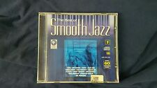 COMPILATION - THE BEST OF SMOOTH JAZZ.  CD