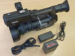 JVC GY-HM600U GY HM600 U AVCHD HD High Definition PROFESSIONAL CAMCORDER