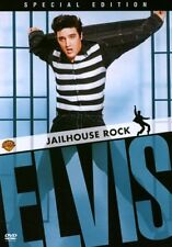 Elvis (Presley) - Jailhouse Rock Special Edition -Judy Tyler NEW UK REGION 2 DVD