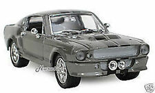 SHELBY 1967 GT-500 ELEANOR SIGNATURE SERIES 1:43 GREY