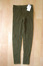 NWT New $374 Isabel Marant alpaca sweater pants olive green lounge Sz 36
