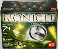 Lego Bionicles TOA HOROIKA  Visorak Spinners only New 8748 Factory Sealed 2005