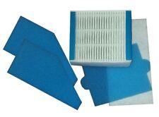 THOMAS 787251 Blue CleanAir Filter für crooSer Staubsauger Feinstaubfilter Hepa