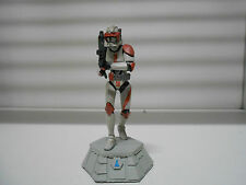 COMMANDER CODY WHITE PAWN STAR WARS FIGURAS AJEDREZ CHESS DE AGOSTINI 1/24
