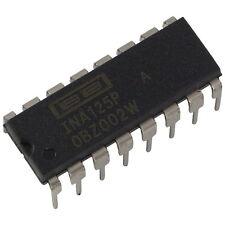 INA125PA Burr Brown Instrumentation Amplifier Amp DIP-16 856099