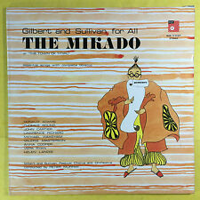 Gilbert & Sullivan For All - The Mikado - BASF BUK17-51071 Ex+ Condition - Book