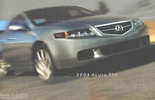2004 Acura TSX  Brochure / Catalog