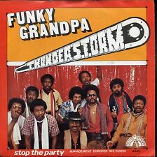 7inch THUNDERSTORM funky grandpa HOLLAND EX +PS 1981