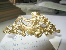 MERMAID BARRETTE BRIDAL HAIR CLIPS MERMAIDS HAIR CLIPS NAUTICAL BARRETTES