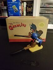WALT DISNEY'S THE GREMLINS GREMLIN WITH PIPE FULLY PAINTED STATUE DARK HORSE NIB