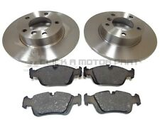 3.2 1998-03 Z3 OEM SPEC FRONT DISCS AND PADS 315mm FOR BMW M-ROADSTER//COUPE