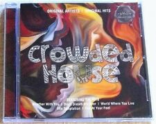 CROWDED HOUSE Silver Collection SOUTH AFRICA Cat# BUDCD1412
