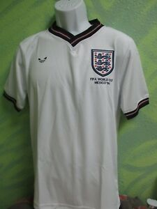 england  vintage jersey world cup 1986