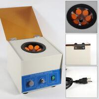 6*50ML LD-3 Electric Benchtop Centrifuge Lab Dental Practice Centrifugal Machine