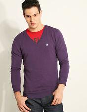 * ~ {diesel-kaskax V-Neck Knit-violet/Petit} ~ *