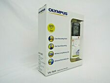 BNIB Olympus VN 7600 white digital voice recorder Sealed in box