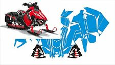 POLARIS shark mouth teeth decal SWITCHBACK 800 600 PRO S X AXYS 120 137 144 155