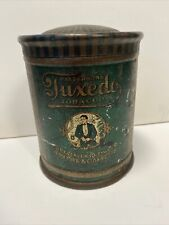 Vintage Patterson's Tuxedo Tobacco! Included Is Polar Tobacco Packaging!