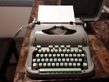 Vintage Hermes 3000 Typewriter 1963