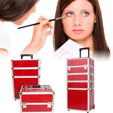 5 in 1 Trolley coffret Maquillage Vanité Cas Cosmétique Beauté Organisateur