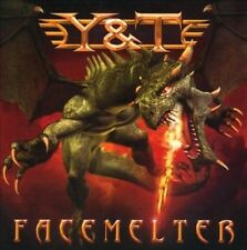 Y&T : Facemelter CD