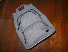 Lug Hatchback 3 Backpack in Heather Grey