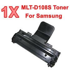 1x MLT-D108S MLTD108S Toner Cartridge for Samsung LaserJet ML-1640 ML-2240