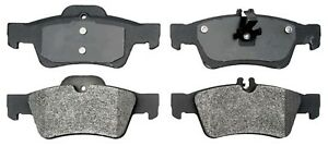 Rr Semi Met Brake Pads  ACDelco Professional  17D986M
