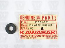 Kawasaki NOS NEW 92075-251 Side Cover Rubber Damper H2 KE KZ KAF KE250 1972-80