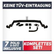 Für Kia Sorento I JC 02-06 Anhängerkupplung starr+E-Satz 7p