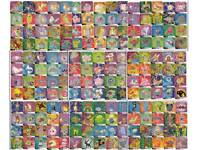 STAKS POKEMON #181 to #240 - 2002 JOHTO LEAGUE CHAMPIONS - PANINI