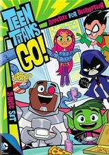 Teen Titans Go Season 2 Part 1 Appetite For Disruption New Sealed Dvd