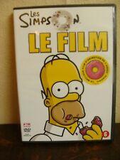 DVD - LES SIMPSON - Le Film - 2008 - Français / Anglais - Sous titre en Arabe