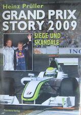 * GRAND PRIX STORY 2009  Heinz Prüller - SONDERAKTION *