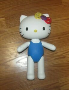 "HELLO KITTY 12"" huge vinyl action figure Sanrio 2013"