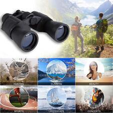 Day/Night 180x100 Military Binoculars Army Zoom Telescope Optics Hunting Camping