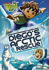 Go, Diego, Go - Diego's Arctic Rescue (DVD) Nickelodeon NEW